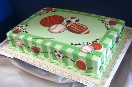 Birthday Sports