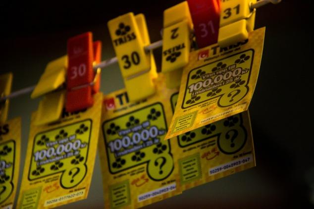 Birthday lottery winning