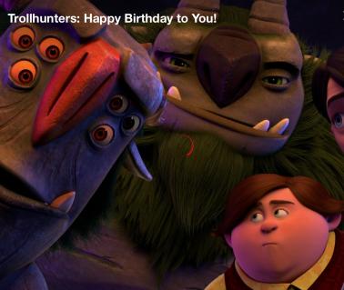 Netflix birthday