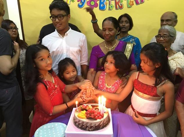 birthday generosity